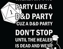 D&D party