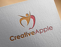 Creative Apple | Logo Template | [FOR SALE]