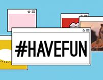 Muaa! FW15 - #havefun