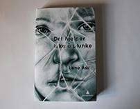 Det hjelper ikke å blunke, book cover artwork