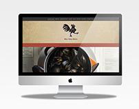 Blue Talon Bistro Website