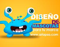 Diseño de mascotas para tu marca en México