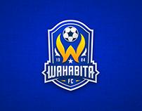 WAHABITA FC LOGO BRANDING