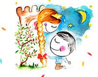 Akbatı / Mutlu Sevgi Kartları