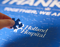 Holland Hospital – Service Awards Project