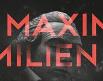 Maximilien fonts