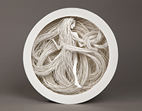 Oribe Paper Scuplture