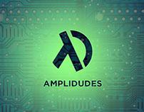AMPLIDUDES - ECE -Logo & T-shirt Design