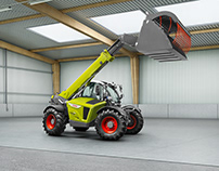 CLAAS Scorpion 2017 by Stephan Bayer