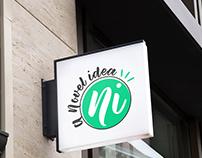 A Novel Idea - Logo Design