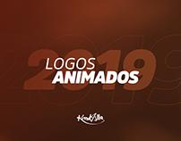 COLEÇÃO DE ASSINATURAS ANIMADAS 2019