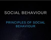 Principles of Social Behaviour - Create New Principles