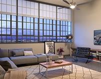 Loft Apartments - Unreal VR Project