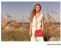 Louis Vuitton Mockup Ad Campaign