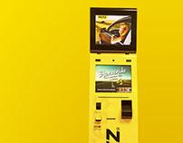 Hertz; Kiosco de autoatención