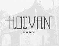 HoiVan - Free Font