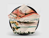 Leoš Janácek - Sinfonietta LP Cover Design Idea