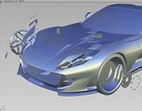 Alias & Vred——Ferrari-812