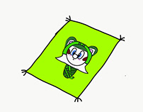 Baby Kitty Luigi