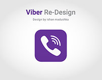 Viber Redesign