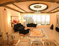 classic interior villa