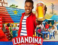 Cerveja Luandina 2019