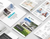 Architeo – Architecture and Interior Brochure A5
