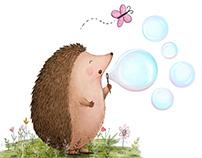 Let's blow Bubbles