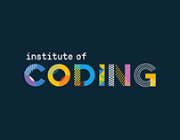 The Institute of Coding's 2nd birthday animated video