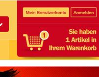 Shop24direct Re-design & Responsive Newsletter Design