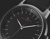 Watch Company branding