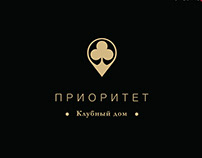 Residental сomplex «Prioritet» – Brand Identity