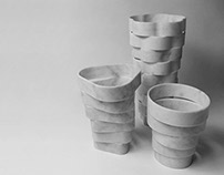 Little Gerla_marble vases