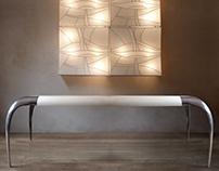ARA PArchment Leather - Mattia Frignani Design
