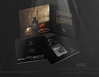 G'VINE • Nouaison • Booklet Design