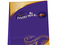 Cadbury Dairy Milk Packaging