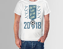 FIFA WORLD CUP 2018 T-SHIRT BUNDLE