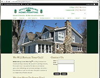 Web site design samples