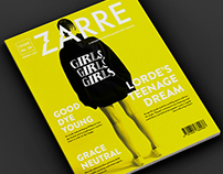 Zarre Magazine