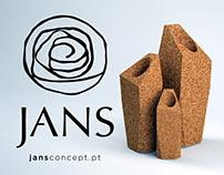 JANS Concept - Cork Design