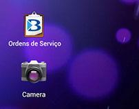 UI App mobile para Braskem (2013)