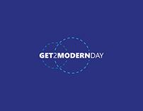 Microsoft Get 2 Modern Day - Visual Identity