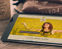 Vivi di sana pianta - Brand identity and website