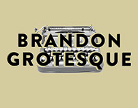 Brandon Grotesque