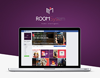 RoomSystem - Rede Social