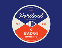 #Badgehunting Clubs