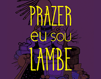 Infográfico - Personagem Lambe - Em Pixel / Blog