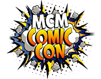 MCM Comic Con Opening Title