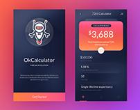 Calculator Mobile App