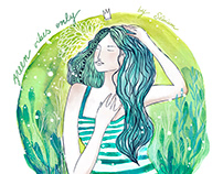 GREEN VIBES ONLY Bioderma